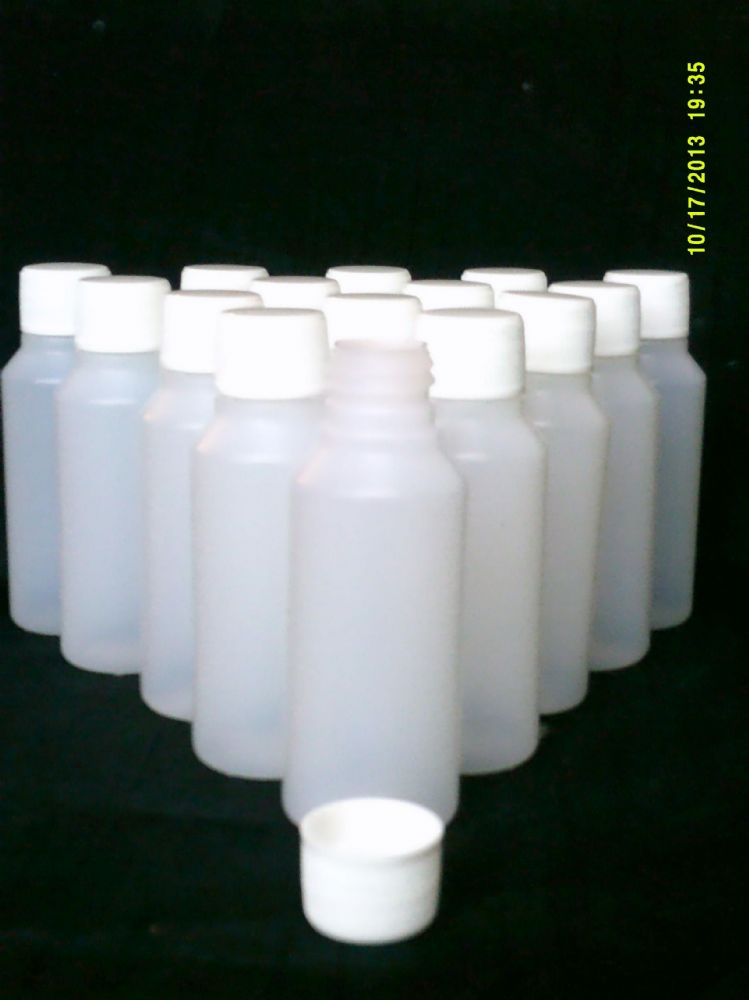 250 Ml Clear Plastic Bottles With Screw Top Lids Ideal For